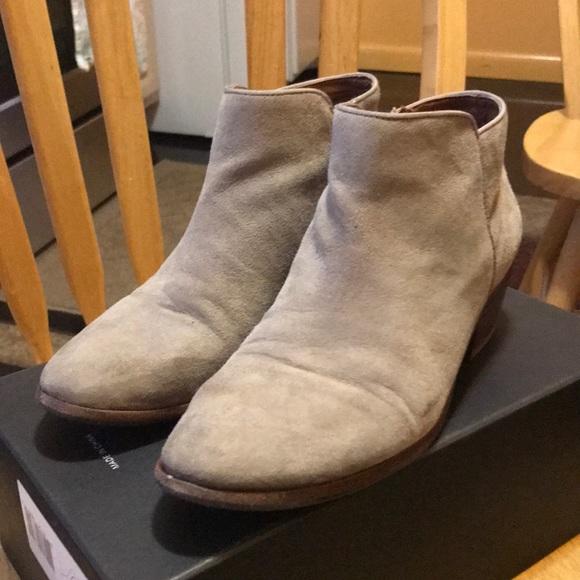 8ba55c4a821d77 M 5a7b6f4145b30c7f66e0f1f9. Other Shoes you may like. Sam Edelman Petty  Suede Booties 5.5